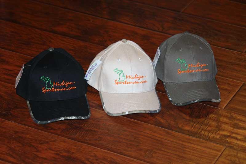 Michigan Sportsman.com Hats