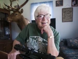 Hunter Karen Kuch by The Bay City Times