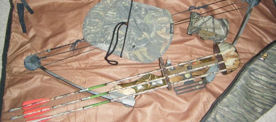 Compound Bow by Christopher Eger