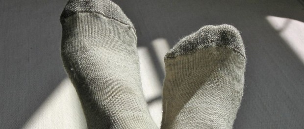Merino Wool Socks by Business Insider