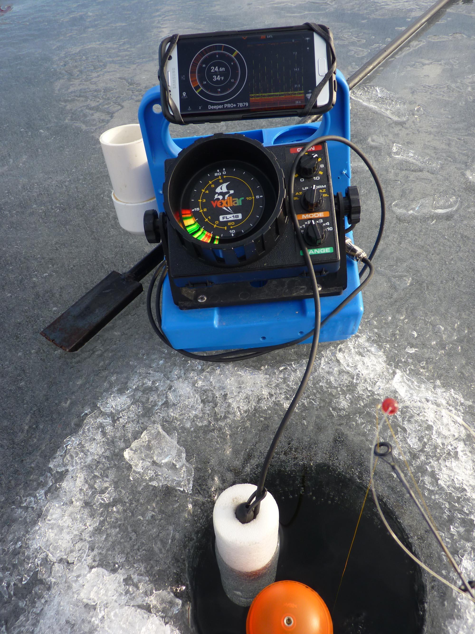 Deeper smart sonar for Deeper fish finder pro