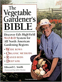 3 Must Read Vegetable Gardening Books