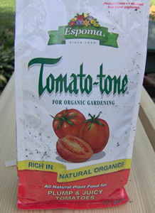 Tomato tone Tomato Fertilizer Review Veggie Gardener