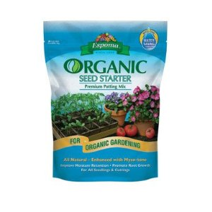 Espoma Organic Seed Starting Mix Review