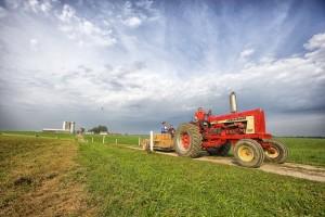 beginning a farm