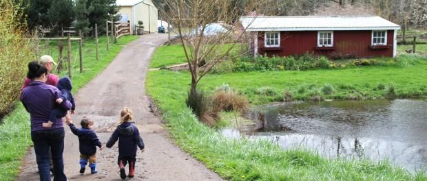 Oregon Farm Internship