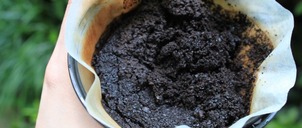 Coffee Grounds by Finding Coffee