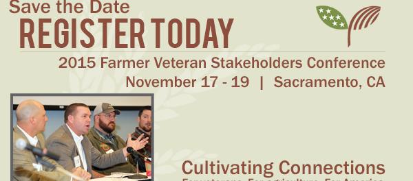 Farmer Veteran Conference
