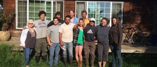 Farm Internships in Oregon