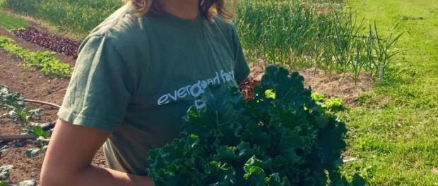 Farm internship in Wisconsin