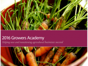 Growers Academy in Virginia