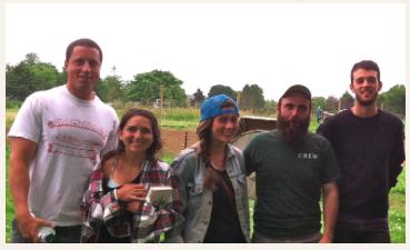 Farm Apprentices Long Island
