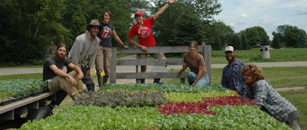 Turtle Creek Farm Crew