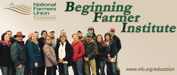 Beginning Farmers Insititute