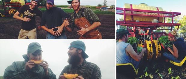 CSA Farm Interns
