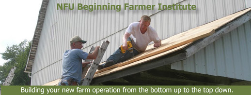NFU Beginning Farmer