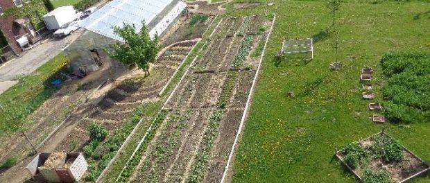 Dubuque Rescue Mission Farm