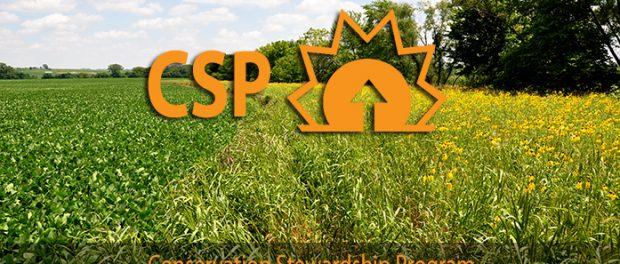 Conservation Stewardship Program Signup