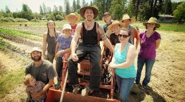 Sierra Harvest Farm Crew