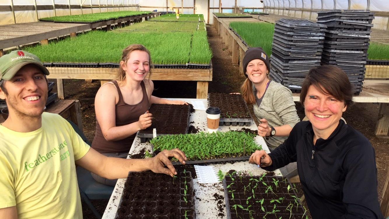 organic crop manager