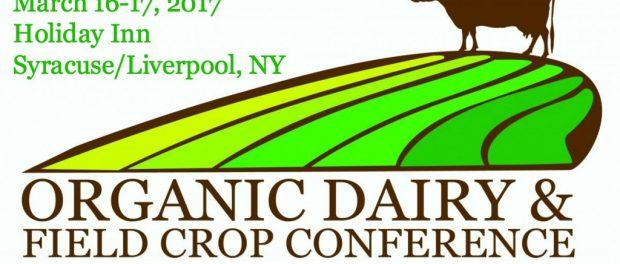 Organic Dairy and Field Crop Conference