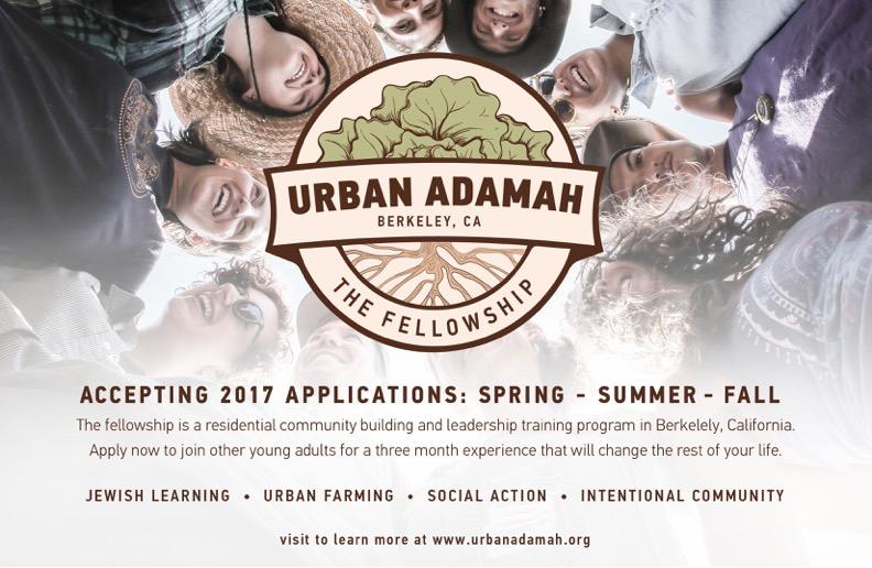 urban organic farming fellowship