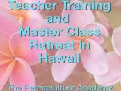 Learn to Teach Permaculture