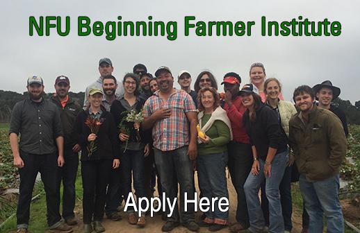 Beginning Farmer Institute