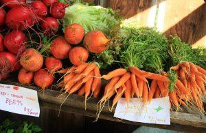 farmstand produce