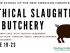 ethical slaughter and butchery