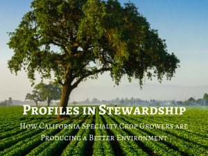 Profiles in Farm Stewardship