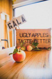 ugly apples taste better
