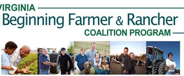 beginning farmer events in Virginia