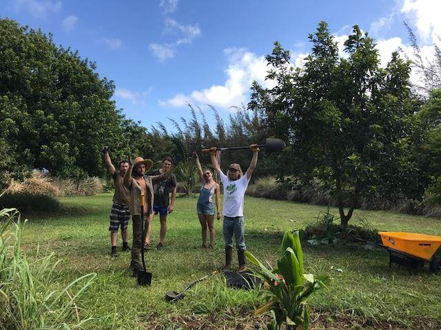 farming job in Hawaii