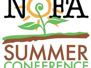 NOFA summer organic conference