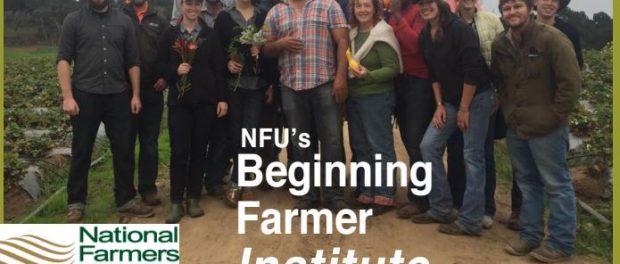 beginning farmers institute
