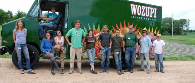Wozupi Organic Farm