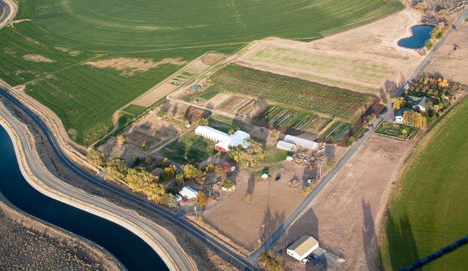 Cloudview Farm Washington