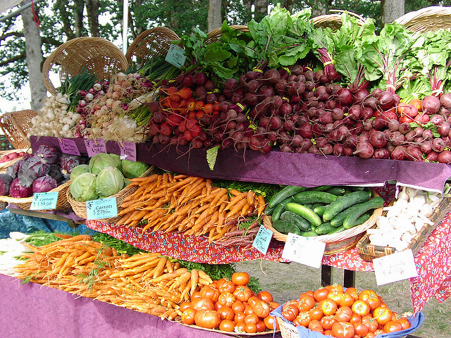 local food opportunities