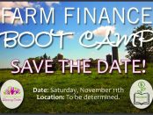 farm finance boot camp