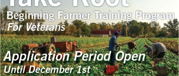 farmer training program for veterans