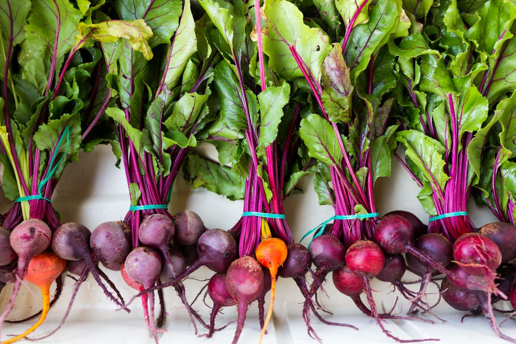 bunches of beets