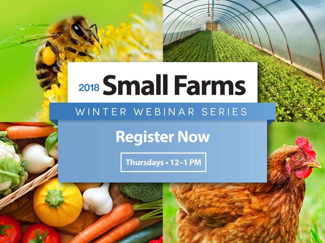 small farms webinar