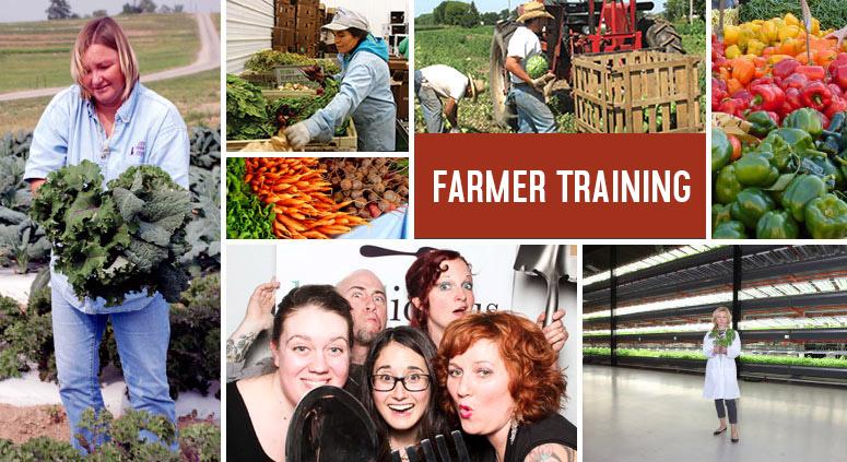 farmer training workshops
