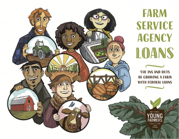 growing a farm with federal loans