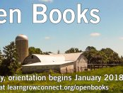 open books for farmers